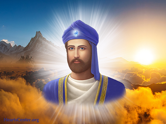 Darshan With El Morya and International Heartfriends (VIDEO)