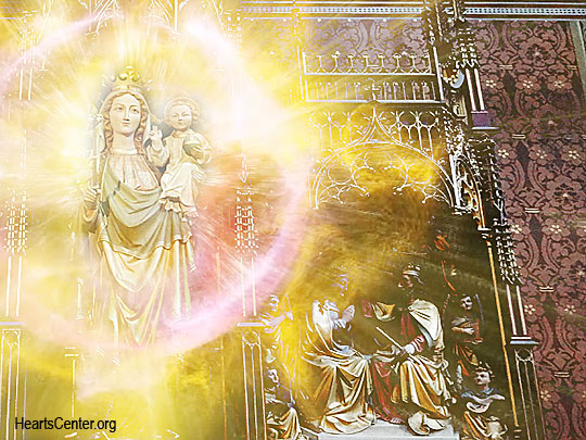 Mother Mary on Fortitude (VIDEO) - Recent Ascended Master Messages