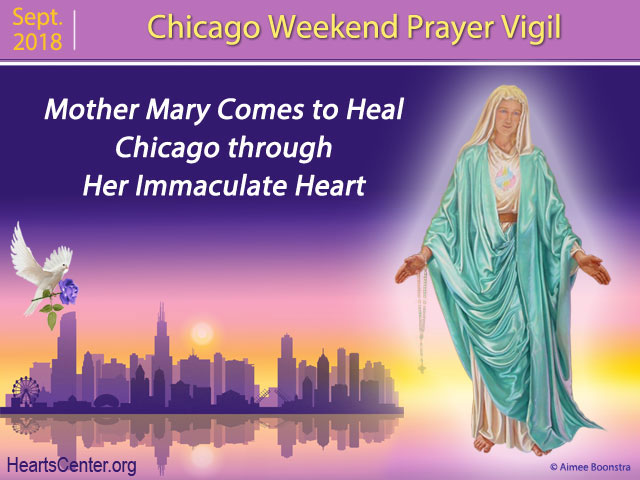 Mother Mary Comes to Heal Chicago through Her Immaculate Heart (VIDEO)