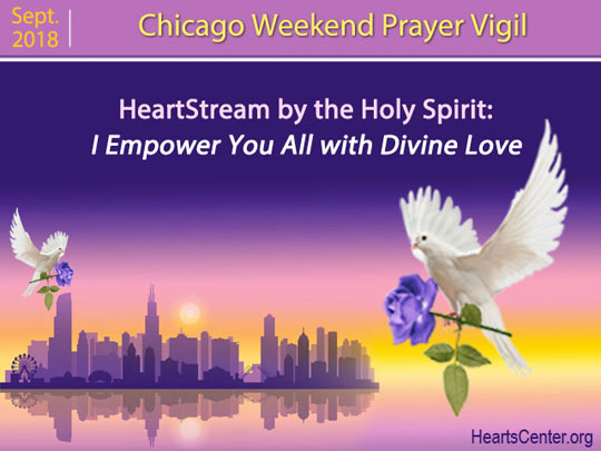 The Holy Spirit: I Empower You All with Divine Love (VIDEO)