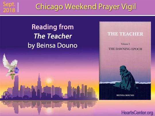 Reading from The Teacher by Beinsa Dоuno (VIDEO)