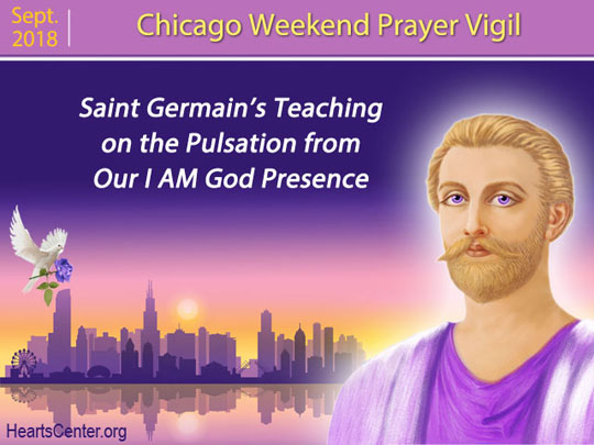 Saint Germain's Teaching on the Pulsation from Our I AM God Presence (VIDEO)