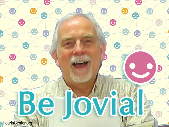 Joviel Encourages Us to Be Jovial and Full of Levity and Love (VIDEO)