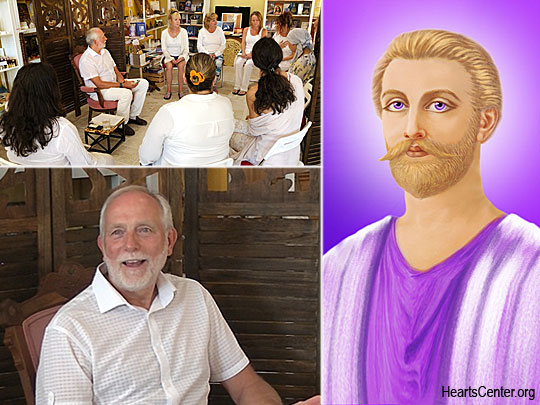 An Evening with Ascended Master Saint Germain (VIDEO)