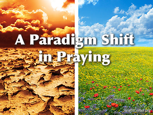 A Paradigm Shift in Praying to Mitigate Earthquakes and Cataclysm (VIDEO)