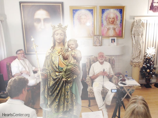 An Evening with Mother Mary: Experience Her Radiant Light for the Healing of Ourselves, Our Families and All Life (VIDEO)