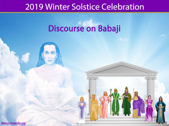 Babaji: A Teaching on Self-Fulfilment, Self-Actualisation, Self-Realization and Self-Mastery (VIDEO)