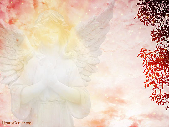 The Angel of Peace Speaks on Stillness and about Norene Kaminski (VIDEO)