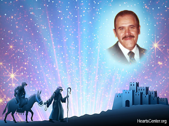 Lanello Shares His Christmas Eve Message of Light (VIDEO)