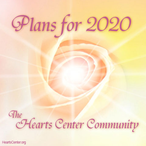 The Hearts Center Council presentation on plans for 2020 (VIDEO)