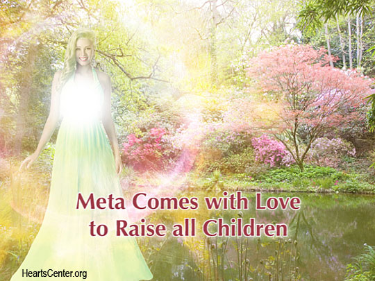 Meta Comes with Love to Raise all Children (VIDEO)