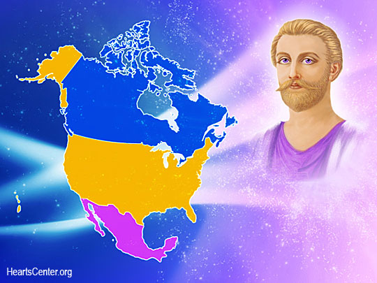 Saint Germain Delivers a Fiery Clearance of North America in Answer to the Prayers of Many Thousands of the Faithful (VIDEO)