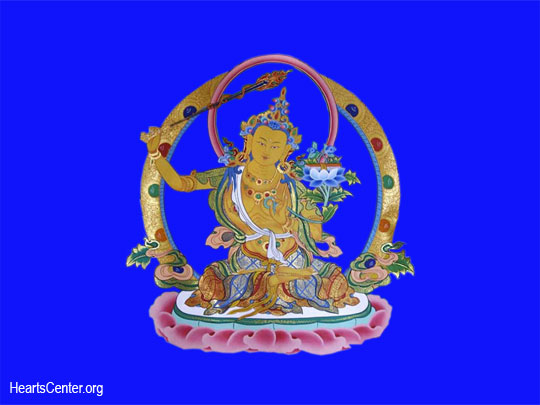 Manjushri Speaks on the Tai Chi Dynamics of Living in Our Buddha Nature (VIDEO)