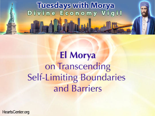El Morya on Transcending Self-Limiting Boundaries and Barriers (VIDEO)