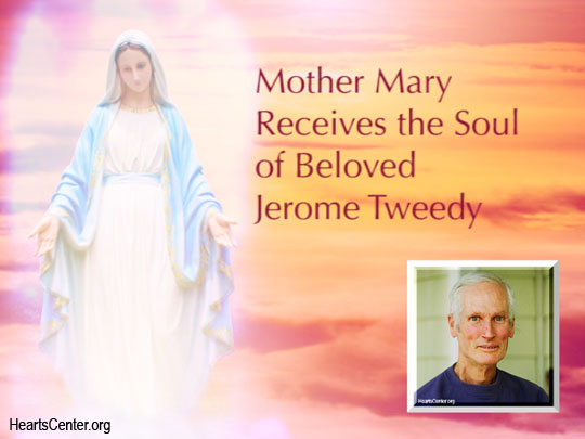Mother Mary Receives the Soul of Beloved Jerome Tweedy (VIDEO)