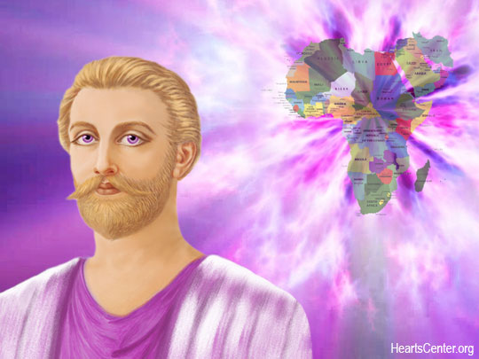 Saint Germain: The Pulsation of God's Love and the Rhythm of Eternal Joy (VIDEO)