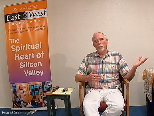 Author Talk: Divine Alchemy, Developing a Solar Aura and the Divine Mother (VIDEO)
