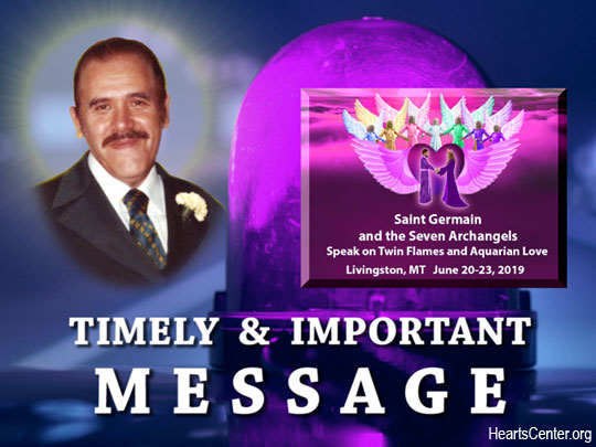 A Timely and Important Message from Lanello, May 29, 2019 (VIDEO)