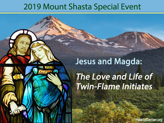 Jesus and Magda: The Love and Life of Twin-Flame Initiates (VIDEO)