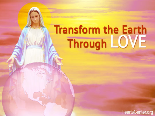 Mother Mary: Our Daily Alchemy to Transform the Earth Through Love (VIDEO)