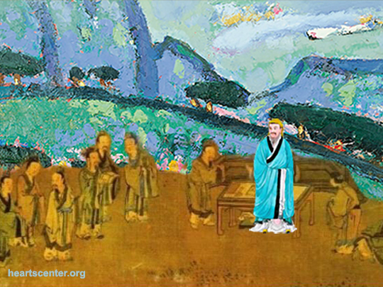 Beloved Lord Ling Shares Details About Himself and How He Works with His Disciples (VIDEO)