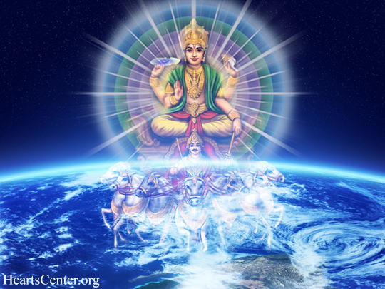 Surya and Cuzco Increase Solar Radiation to the Earth to Raise Consciousness (VIDEO)