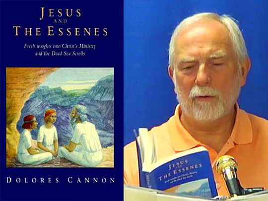"Reading from Jesus and the Essenes, Chapter 9, ""Meditation and Chakras"""