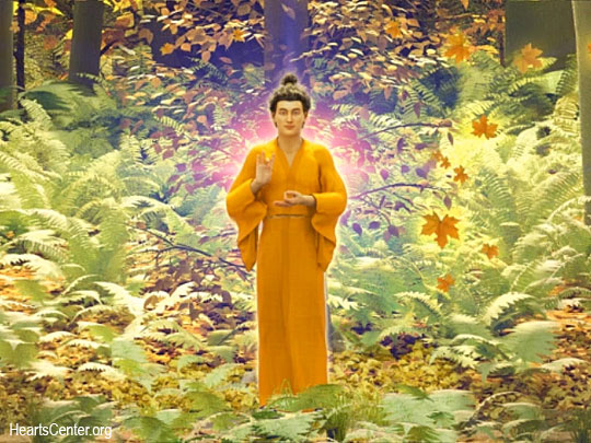 Gautama Speaks from Boston and Releases a New Buddha Nature Image and 15 Steps on the Initiatic Path toward Solar Beingness (VIDEO)