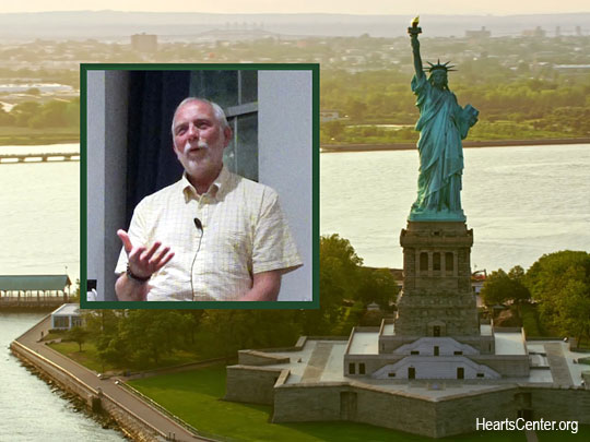 The Goddess of Liberty Shares Insights on How We Can Use Her Torch of Illumination (VIDEO)