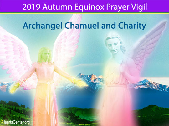 Archangel Chamuel and Charity: Love Is the Key to Victory (VIDEO)