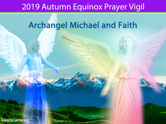 Sharing on Being an Instrument of Saving Grace for Archangel Michael (VIDEO)