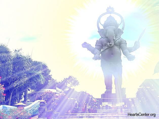 Ganesh Brings Forth a Higher Level of Initiatory Fire and Guidance (VIDEO)