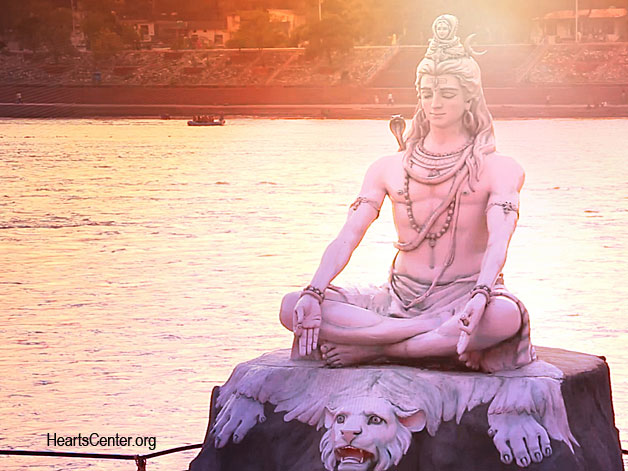 Shiva Comes to Clear and Reconstruct Our Souls (VIDEO)