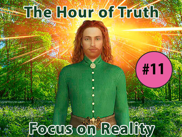 Focus on Reality; Concentrate on the Divine; Consciously Invest in Truth (VIDEO)