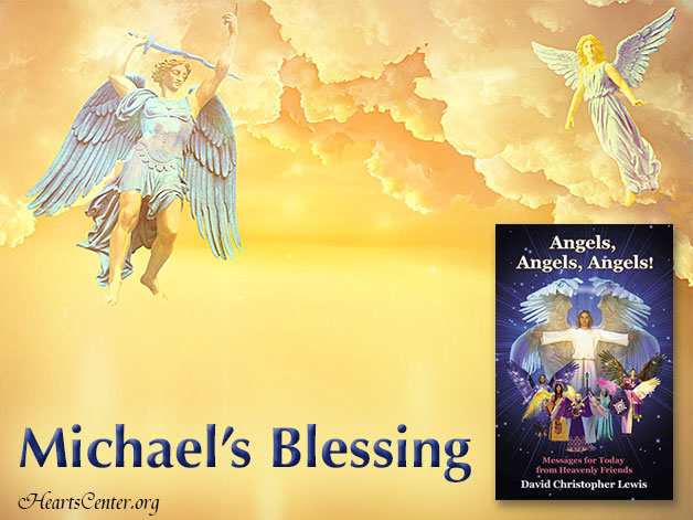 Archangel Michael Performs a Cosmic Clearance and Ensouls Our New Angels Book (VIDEO)