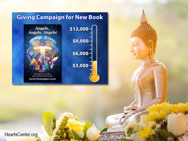 Gautama Buddha Receives a 14-Month Dispensation to Multiply Our Tithes and Donations (VIDEO)