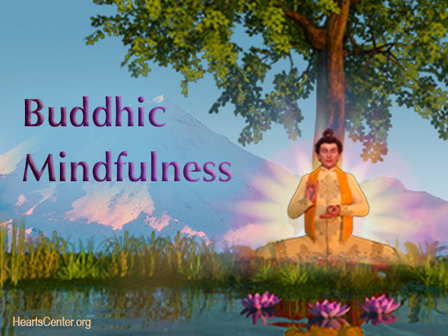 Gautama Buddha Announces Three Months of Etheric Retreat Classes on Buddhic Mindfulness (VIDEO)