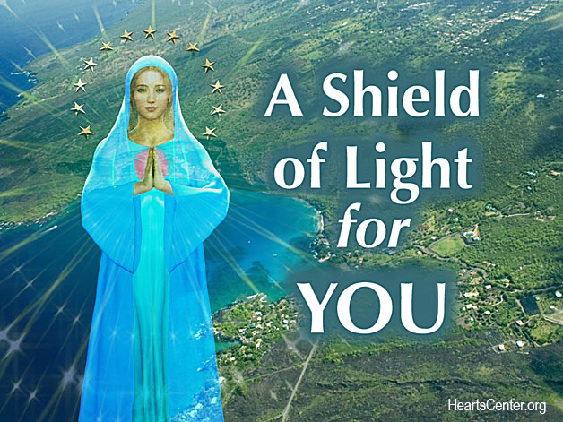 Mother Mary and Raphael Seal Us in a Crystalline Shield of Light (VIDEO)