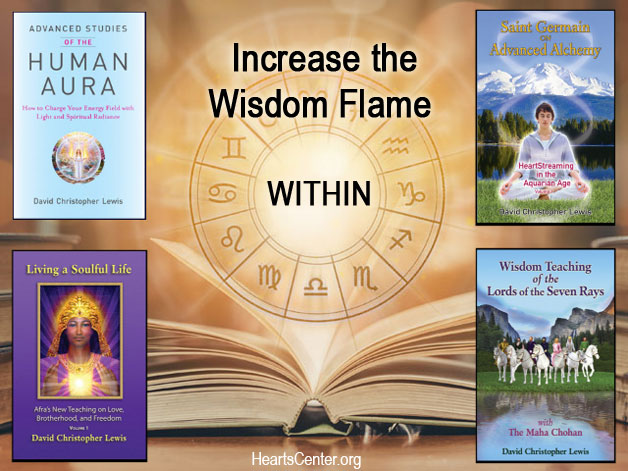 The Importance of Studying Sacred Scripture and the Masters' Words to Increase the Wisdom Flame Within (VIDEO)