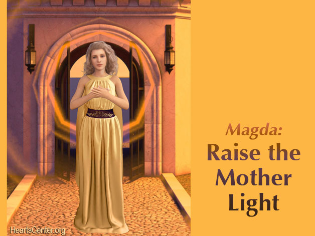 Magda: Raising the Mother Light Within, and Activating the Pineal Gland through Time Spent in the Green of Nature (VIDEO)