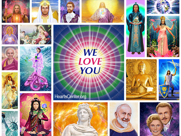 Why We Love the Ascended Masters (VIDEO)