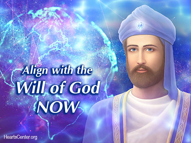 El Morya Delivers Blue Ray Cosmic Fire to Align Lifestreams on Earth (VIDEO)