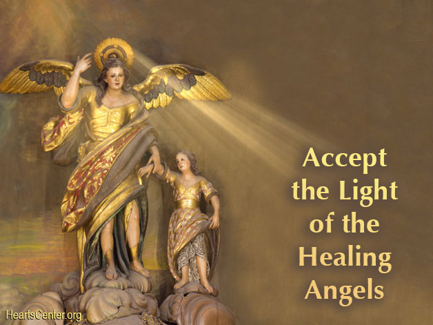 Archangel Raphael Infuses and Encourages Us with Healing Grace (VIDEO)