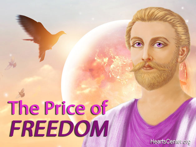 Saint Germain's 2020 Fourth of July Message: Eternal Vigilance Is the Price of Personal, National and Planetary Freedom (VIDEO)