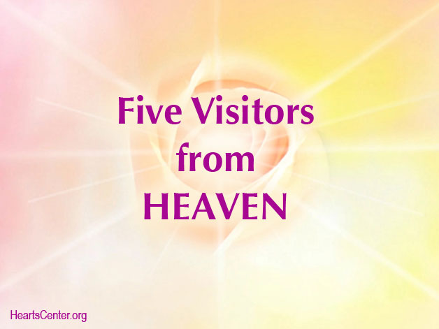 Five Recently Ascended Masters Appear at the Healing Light Retreat (VIDEO)