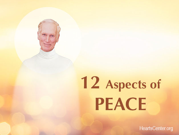 Sir Vector on the Twelve Aspects of Peace (VIDEO)