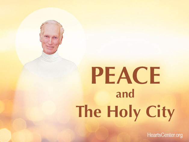 Sir Vector on Peace and The Holy City (VIDEO)