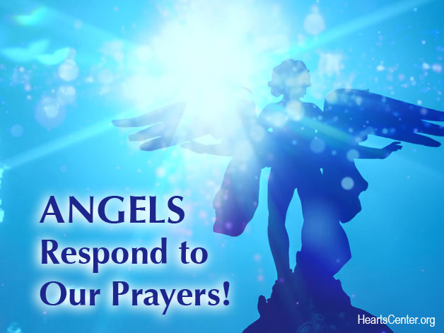 Believe in the Reality of Your Prayers to Galvanize the Hosts of Heaven! (VIDEO)
