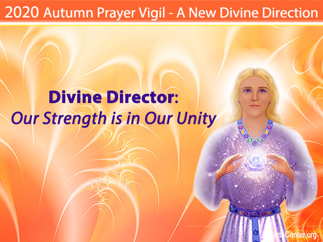 Divine Director: Our Strength is in Our Unity VIDEO