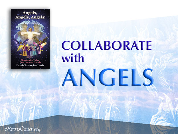 Collaboration of Ascended Masters with Angels (VIDEO)